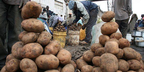 Online marketeer als Keniaanse aardappelverkoper?
