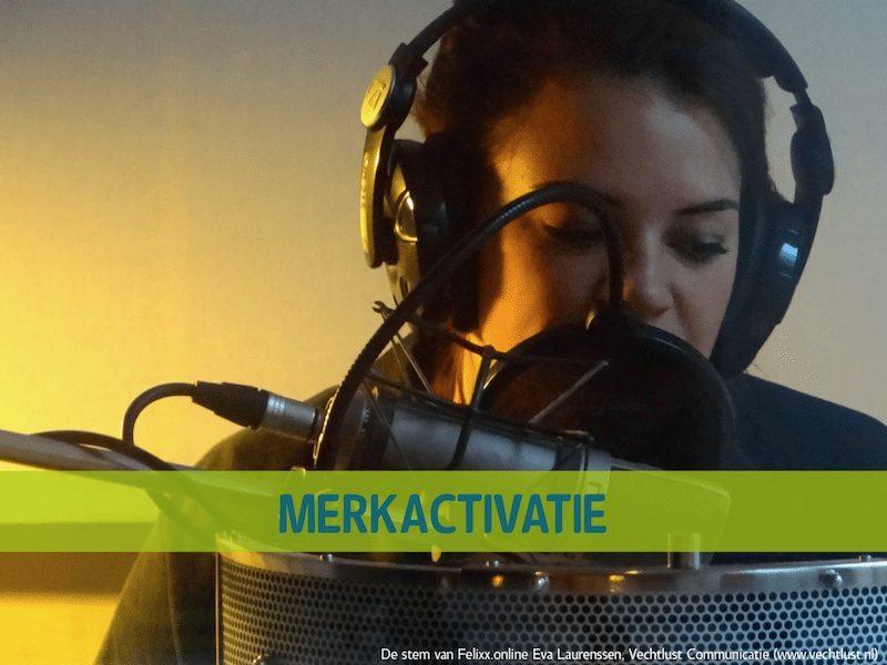 De stem van Felixx.online Eva Laurenssen