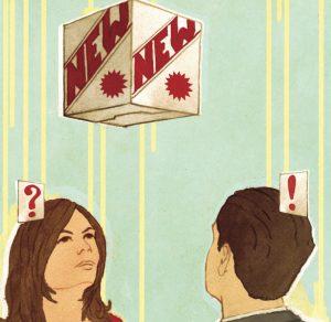 Eager sellers versus stony buyers