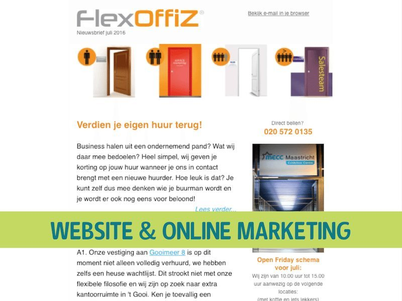 FlexOffiZ Website