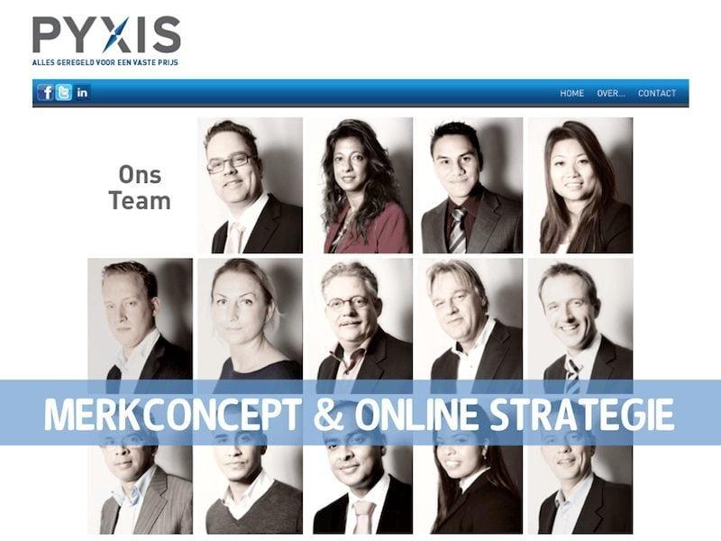 PYXIS Team