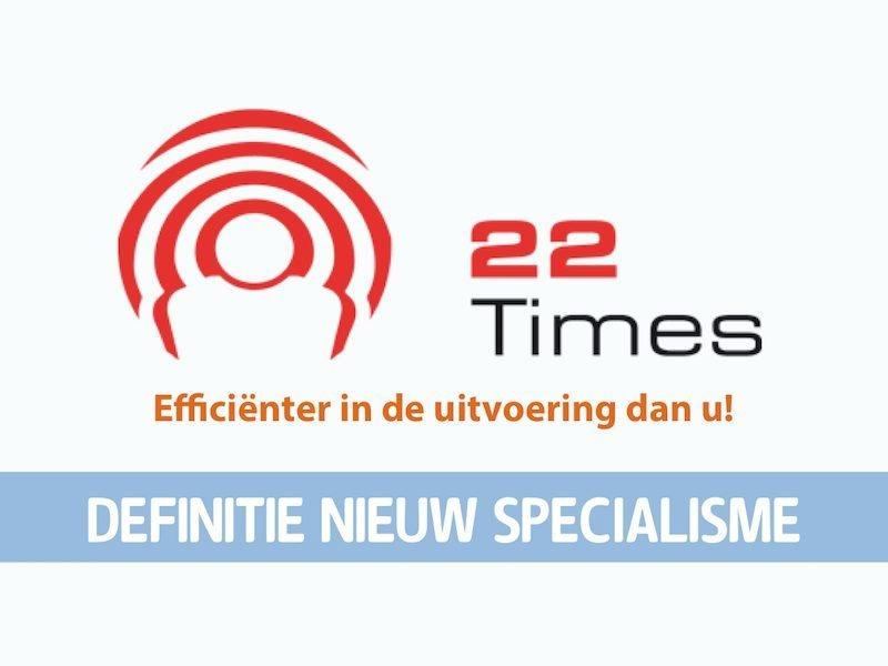22 TIMES