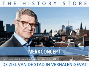 Merk The History Store