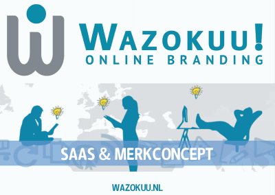 Wazokuu! Online Branding software