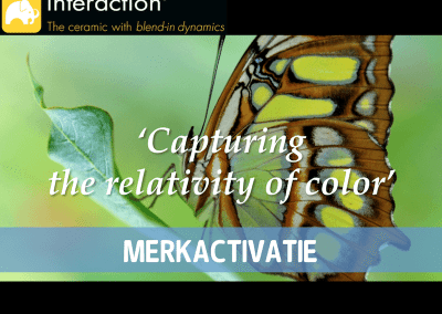 interaction ceramics | The Relativity Of Color