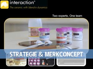 Herpositionering interaction ceramics