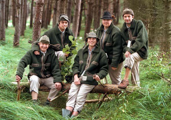 Als je in het bos werkt is het vaak onmogelijk om door de bomen nog het bos te zien.
