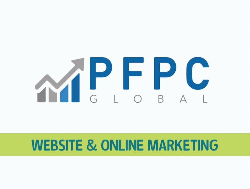 Meertalige website voor PFPC Global