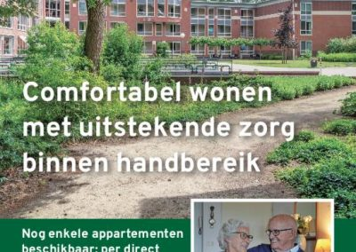 Advertentie in Deventer 1250 jaar