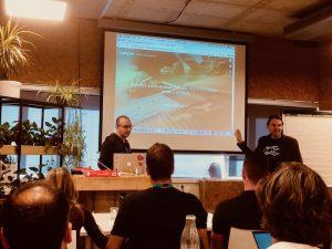 WordCamp Utrecht Gijs de Lange