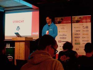 WordCamp Utrecht Sjoerd Blom
