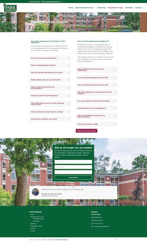 Merkidentiteit en website