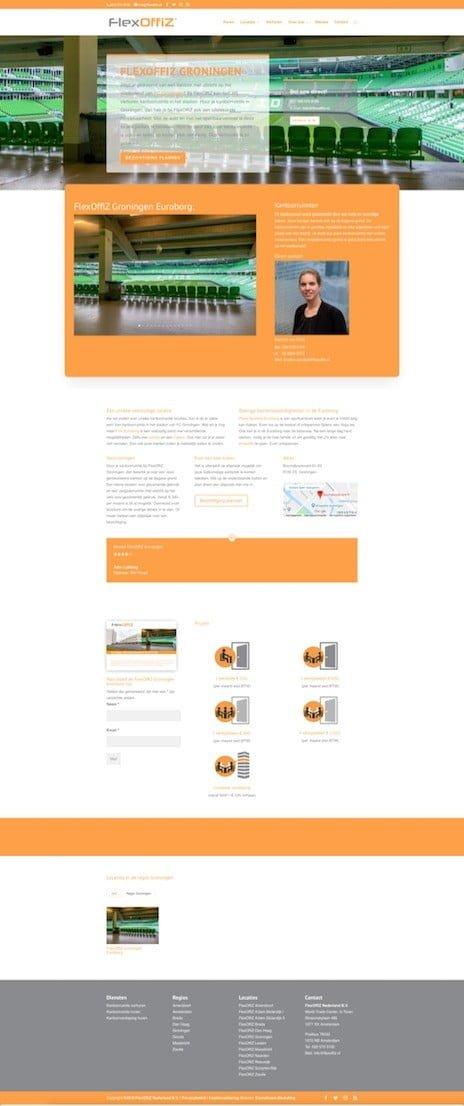 WordPress ondersteuning vestiging