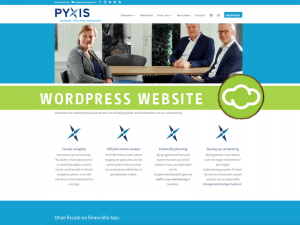 Website PYXIS