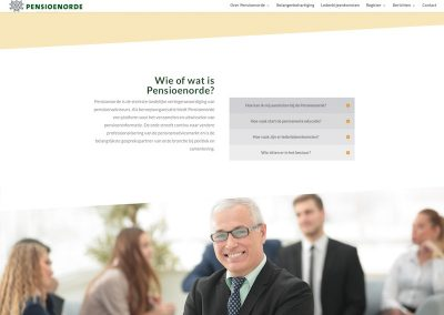 Homepage onderzijde