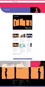 Merkconcept en webdesign