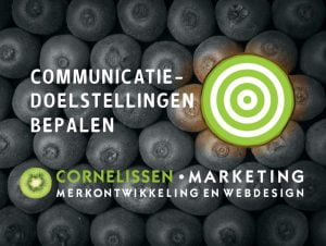 Communicatiedoelstellingen