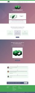 Marketingscan webdesign