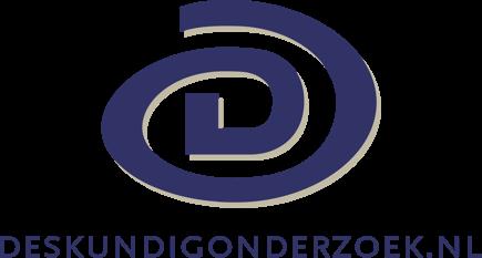 Webdesign voorbeeld logo Deskundigonderzoek.nl