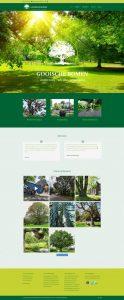 Gooische Bomen homepage