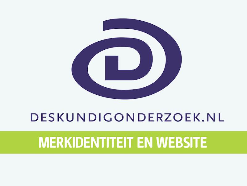 Merkidentiteit bepalen voor deskundigonderzoek.nl