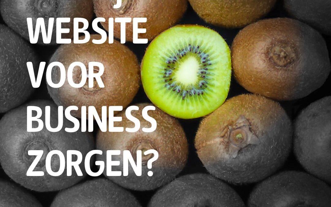 Hoe zorgt je website voor business?