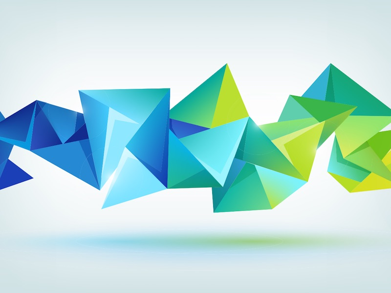 Geometrische vormgeving
