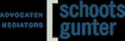 Webdesign voorbeeld  logo SchootsGunter